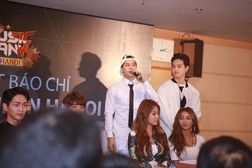 EXO nói tiếng Việt, Sistar hát Hello Việt Nam - 13