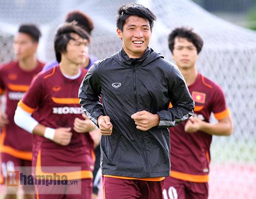 """U23 VN: Chưa bao giờ ông Miura lại """"tươi"""" đến thế - 9"""