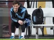 Tin HOT trưa 28/3: Messi nghỉ tập vì chấn thương