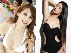 """4 """"búp bê"""" Hong Kong có thân hình đẹp gợi cảm"""