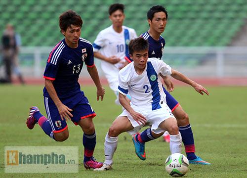 """U23 Việt Nam – U23 Nhật Bản: Đón """"bão"""" ở Shah Alam - 3"""