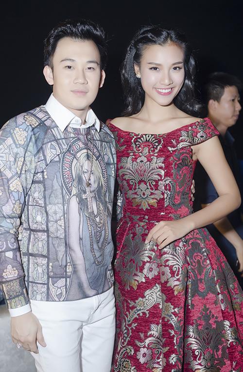 """MC Hoàng Oanh xinh đẹp như nàng """"Lọ Lem"""" - 6"""