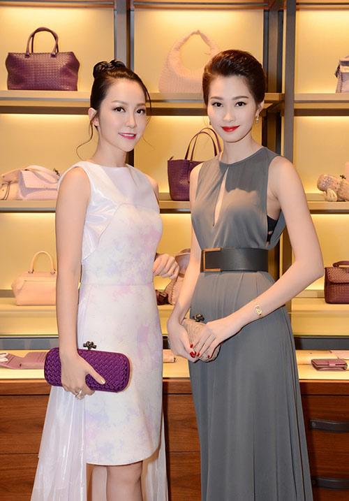Tóc Tiên nổi bật với váy xuyên thấu, tóc bạch kim - 5