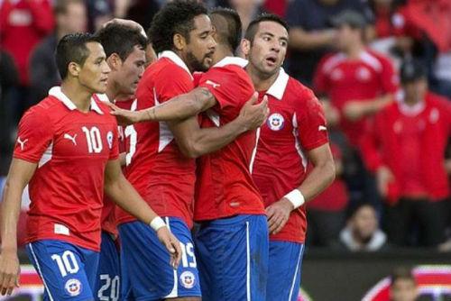 Brazil – Chile: Neymar đấu Alexis Sanchez - 2