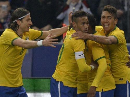Brazil – Chile: Neymar đấu Alexis Sanchez - 1