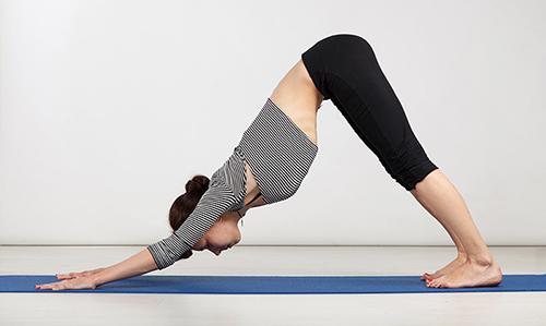 10 bài tập yoga giúp vòng 3 tròn chắc - 8