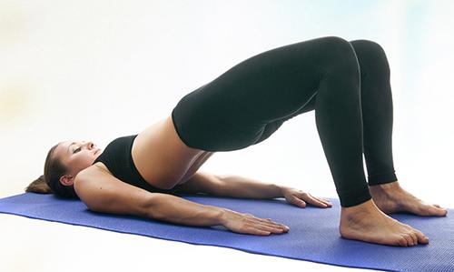 10 bài tập yoga giúp vòng 3 tròn chắc - 9