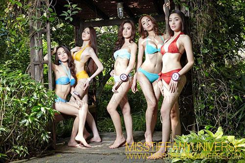 Hé lộ ảnh bikini của dàn thí sinh Hoa hậu chuyển giới - 3