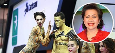 Hé lộ ảnh bikini của dàn thí sinh Hoa hậu chuyển giới - 9