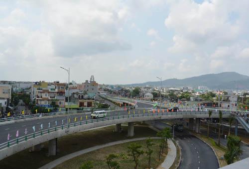 Chính thức thông xe cầu vượt 3 tầng đầu tiên ở Việt Nam - 5