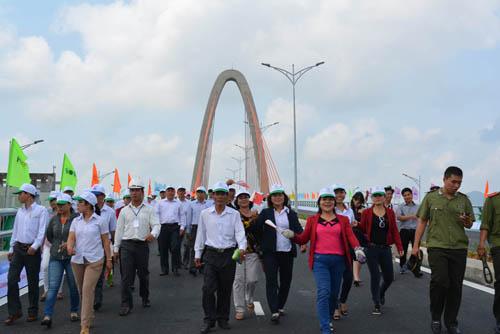 Chính thức thông xe cầu vượt 3 tầng đầu tiên ở Việt Nam - 6