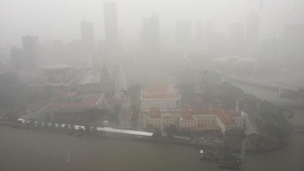 Singapore mưa trắng trời ngày đưa tiễn cố Thủ tướng Lý Quang Diệu - 4