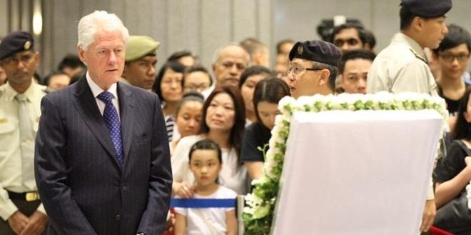 Singapore mưa trắng trời ngày đưa tiễn cố Thủ tướng Lý Quang Diệu - 11