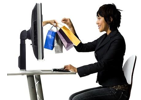 Giật khách, giao hàng giả: Thủ đoạn buôn online mới - 1