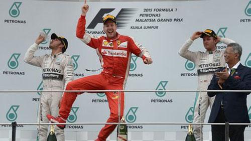 "F1, Malaysian GP: ""Điểm 10"" cho Vettel - 1"
