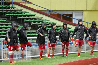 U23 VN - U23 Nhật Bản: Nỗ lực đáng khen - 3
