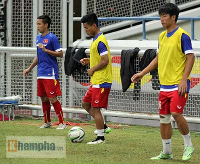 U23 VN - U23 Nhật Bản: Nỗ lực đáng khen - 5