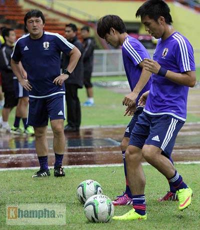 U23 VN - U23 Nhật Bản: Nỗ lực đáng khen - 7
