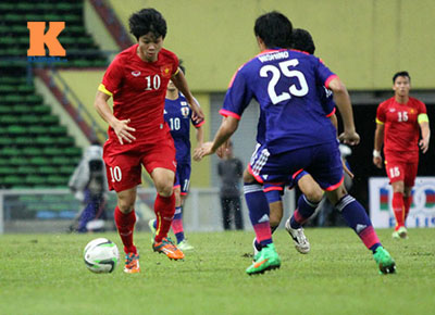 U23 VN - U23 Nhật Bản: Nỗ lực đáng khen - 10