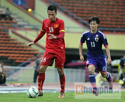 U23 VN - U23 Nhật Bản: Nỗ lực đáng khen - 15