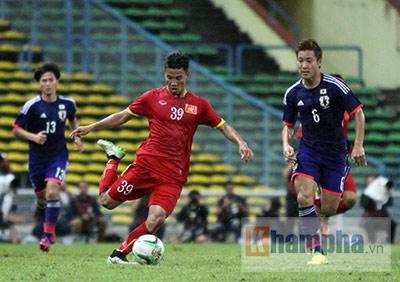 U23 VN - U23 Nhật Bản: Nỗ lực đáng khen - 14