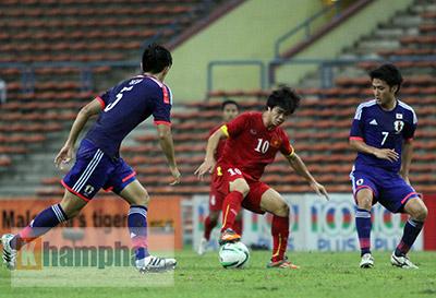 U23 VN - U23 Nhật Bản: Nỗ lực đáng khen - 12