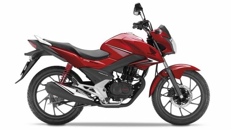 Honda CB125F 2015 giá 58 triệu đồng hợp với giới trẻ - 2