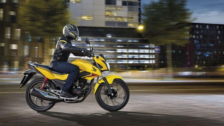 Honda CB125F 2015 giá 58 triệu đồng hợp với giới trẻ - 1
