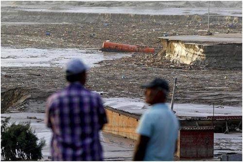 Chùm ảnh: Miền Bắc Chile hứng chịu lũ lụt lịch sử - 8