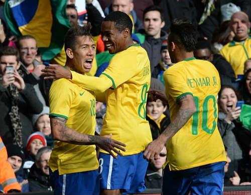Brazil – Chile: Thần tài dự bị - 1