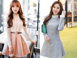 4 kiểu váy đẹp và ít lỗi mốt nhất