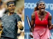 """Miami Masters ngày 4: """"Mồi ngon"""" cho Nadal, Serena"""