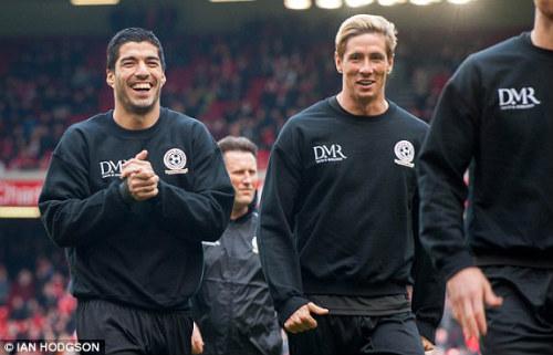 Dàn sao tụ hội, đá trận Liverpool tri ân Gerrard - 2