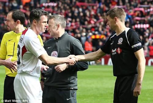 Dàn sao tụ hội, đá trận Liverpool tri ân Gerrard - 3