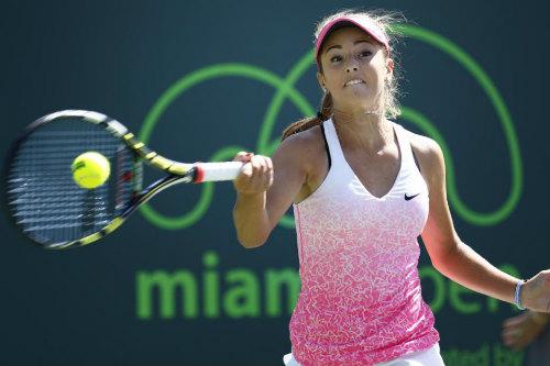 "Serena – Bellis: ""Vùi dập"" đồng hương (V3 Miami) - 1"