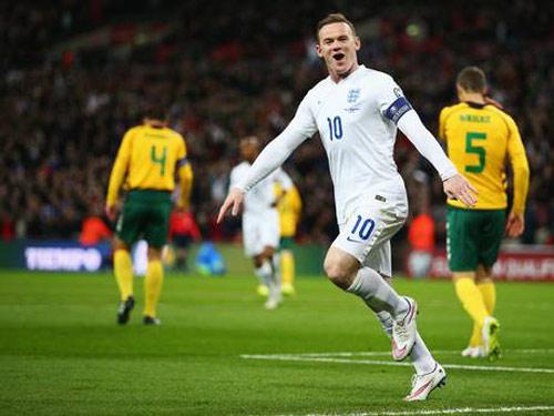 Rooney & ĐT Anh: Kỷ lục rất gần, vĩ đại còn xa - 1