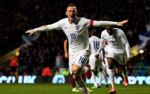 Rooney & ĐT Anh: Kỷ lục rất gần, vĩ đại còn xa - 2