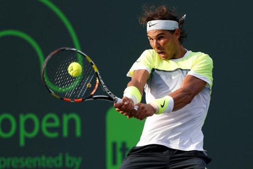 Verdasco - Nadal: Kết cục khó tránh (V3 Miami) - 1