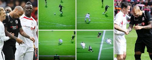 Henry chuyền bóng siêu đỉnh trên sân Anfield - 1