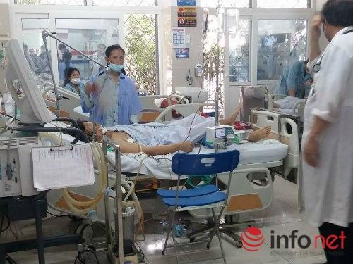 Sập giàn giáo Formosa: Tâm sự người vợ có chồng bị thương nặng - 1