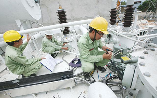 Tình trạng khô hạn đe dọa cấp điện - 1