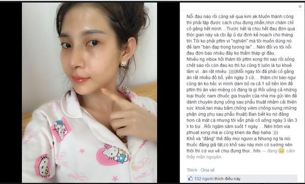 Cô gái Việt đăng ảnh phẫu thuật toàn thân gây sốc - 2