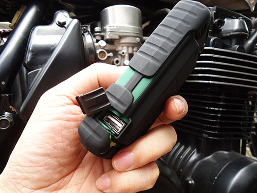 """Trên tay """"cục gạch"""" siêu bền pin dùng 20 ngày Land Rover X1 - 3"""