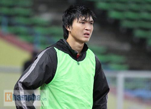 """U23 Việt Nam: Tuấn Anh đang rất """"cô đơn"""" - 7"""