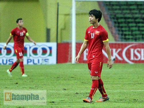 """U23 Việt Nam: Tuấn Anh đang rất """"cô đơn"""" - 8"""