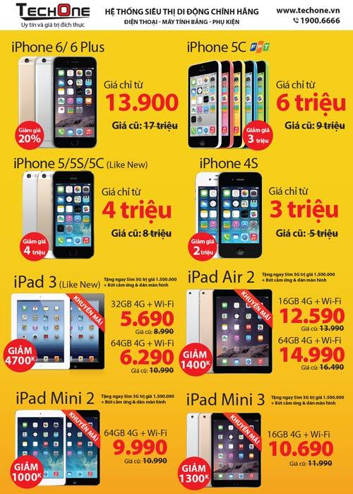 iPhone, iPad cũ – Top sản phẩm bán chạy tại Việt Nam - 3