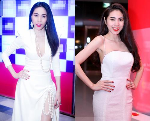 """Thời trang """"10 năm không đổi"""" của 3 người đẹp Việt - 6"""