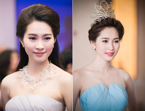 """Thời trang """"10 năm không đổi"""" của 3 người đẹp Việt - 8"""