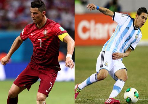 Bale, Falcao, Ronaldo: Những bức tranh trái ngược - 2