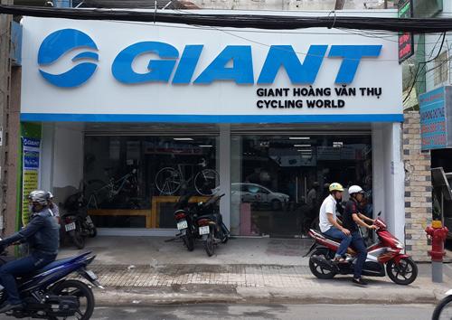 GIANT chuẩn bị khai trương showroom thứ 3 tại miền Nam - 1